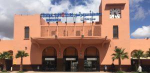 Marrakech Supratours bus station