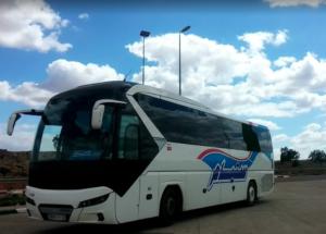 Morocco CTM bus