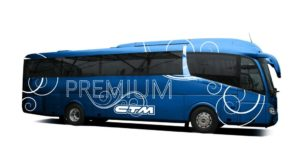 purchase of CTM Morocco bus in advance