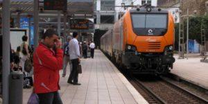Rabat train station, online Morocco train tickets