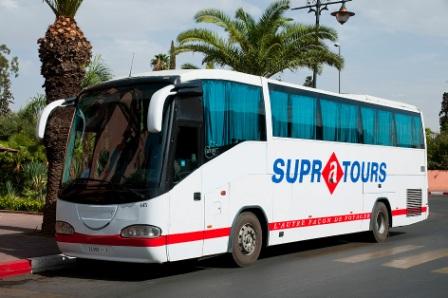 Buy Supratours Bus Tickets – Advance Morocco bus ticket