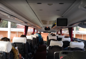 Supratours confort plus seats