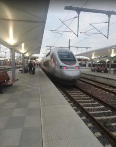 Morocco TGV Al Boraq