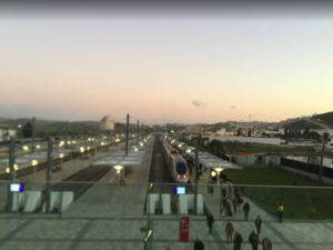 LGV TGV Morocco