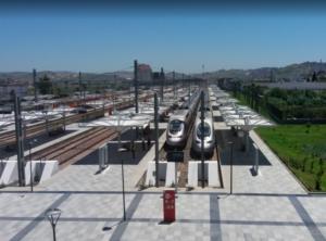 Morocco TGV Station