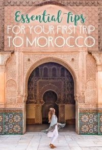 TRAVEL MOROCCO - THE BEST PRACTICAL TIPS