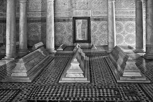 Saadiens Tombs: Hidden Architectural Jewel in The Kasbah of Marrakech